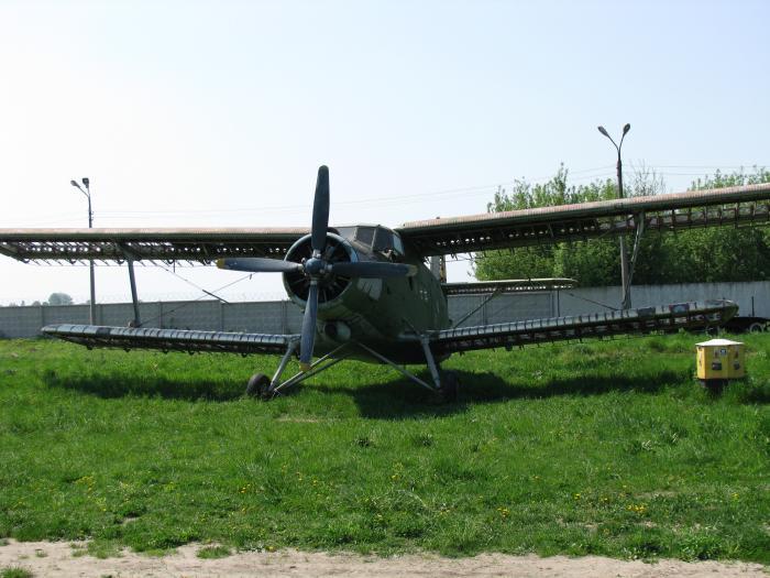 АН-2 реставрація