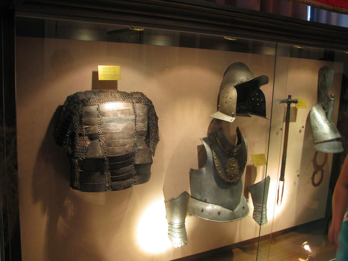 музей чигирин броня