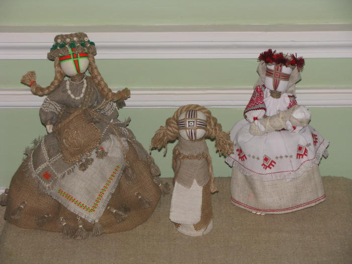 Чигирин музей лялька мотанка