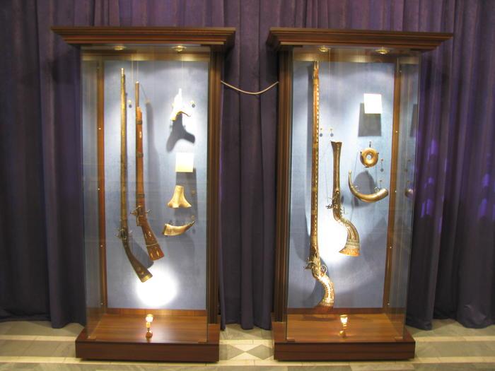 Музей Чигирин фортечна рушниця