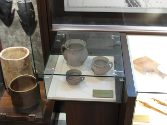Чигирин музей посуд