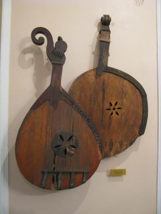музей чигирин музичний інтрумент