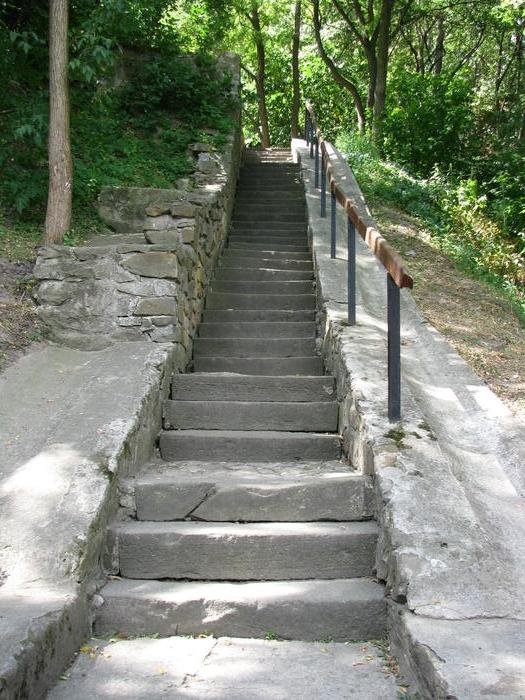 Чигирин Богданова гора сходи