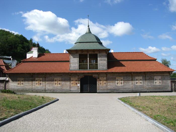 Резиденція Хмельницького