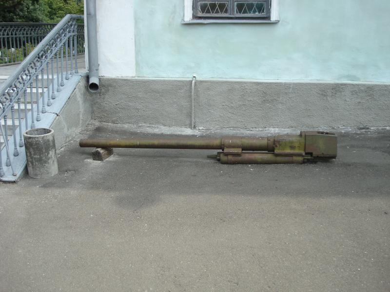 корсунь музей залишки гармата