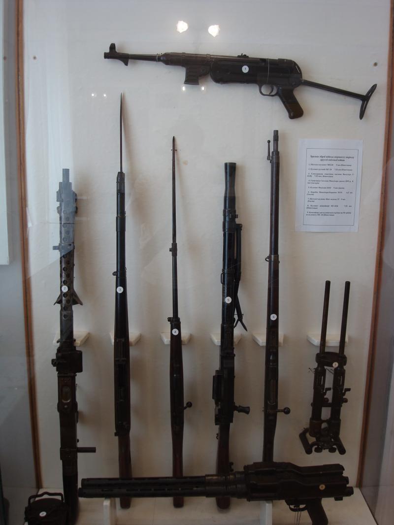 корсунь музей гвинтівки