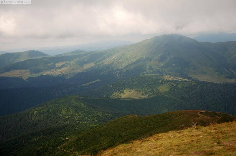 Краєвиди з Говерли
