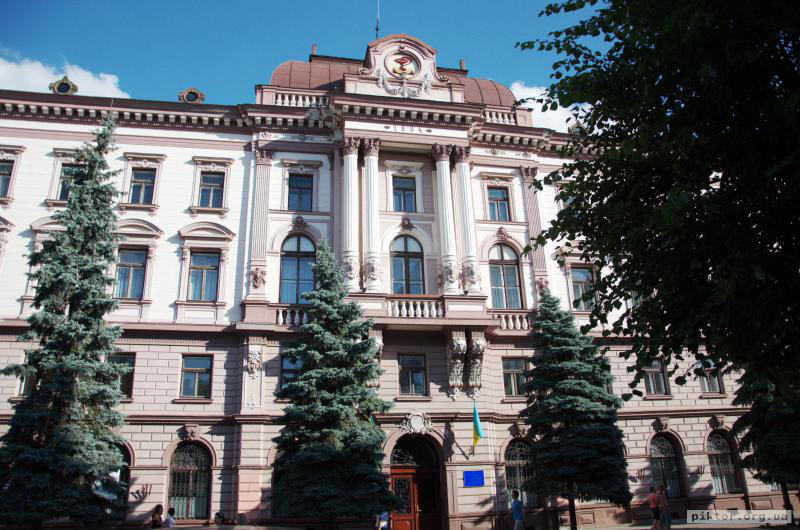 Корпус медичного університету
