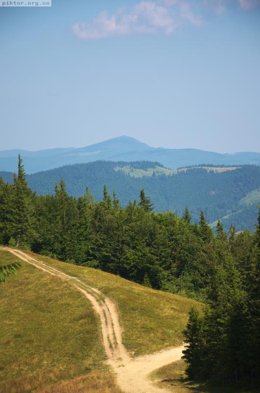 Гірські дороги
