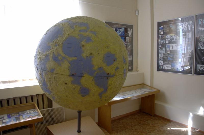 Глобус Місяця