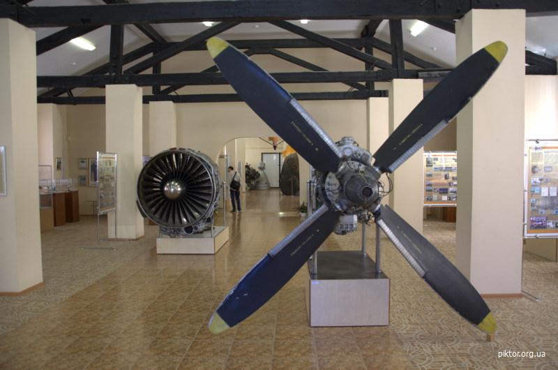 Авіаційні двигуни