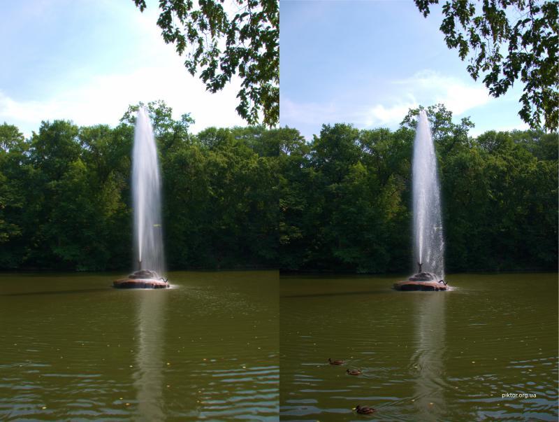 Софіївка водоспад Змія