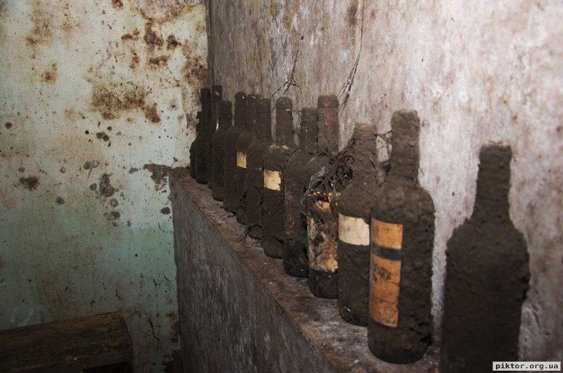 Дуже старі пляшки