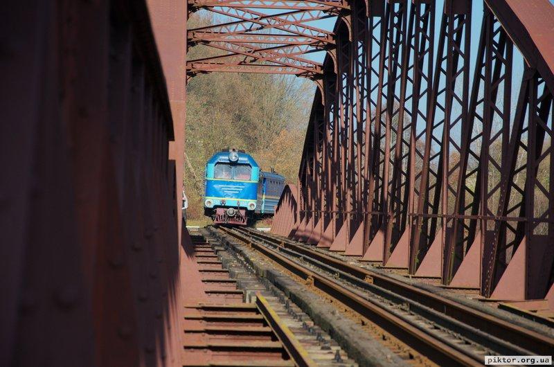 Міст в Хмільнику