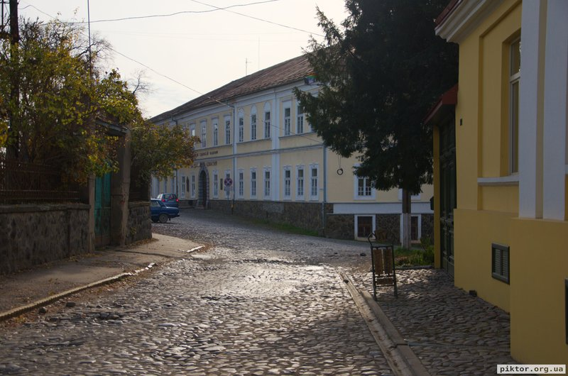 Вулиці Ужгорода