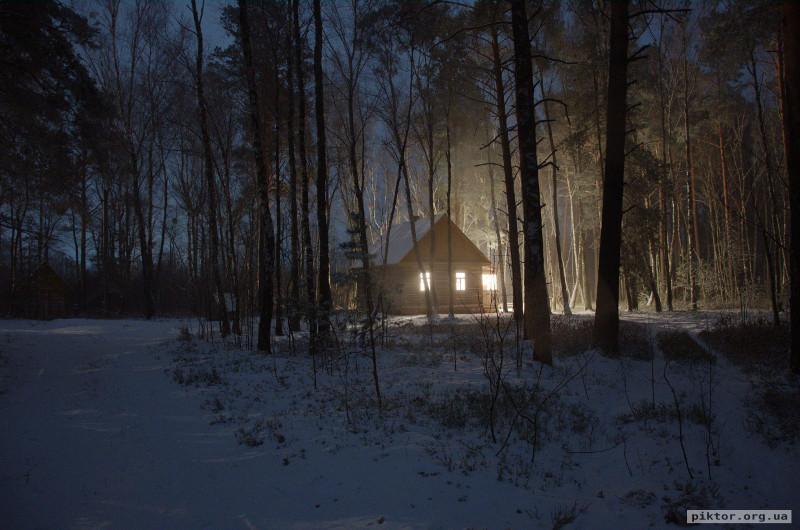 Нічний будиночок