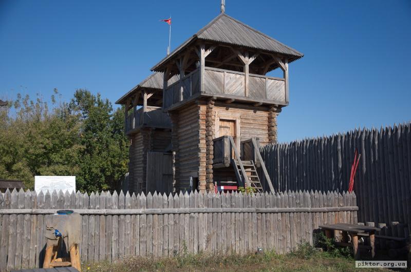 Ворота парку