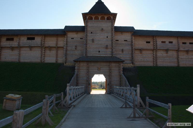Ворота в місто