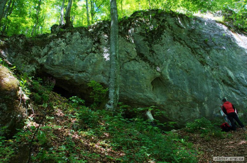 Скеля Молочний камінь