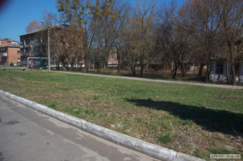 Вулиці Чорнобиля