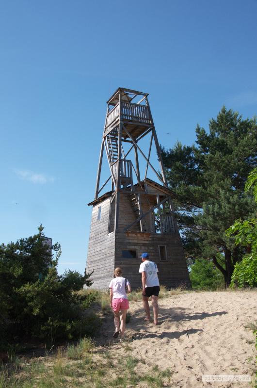 Оглядова вежа у Сваловичах