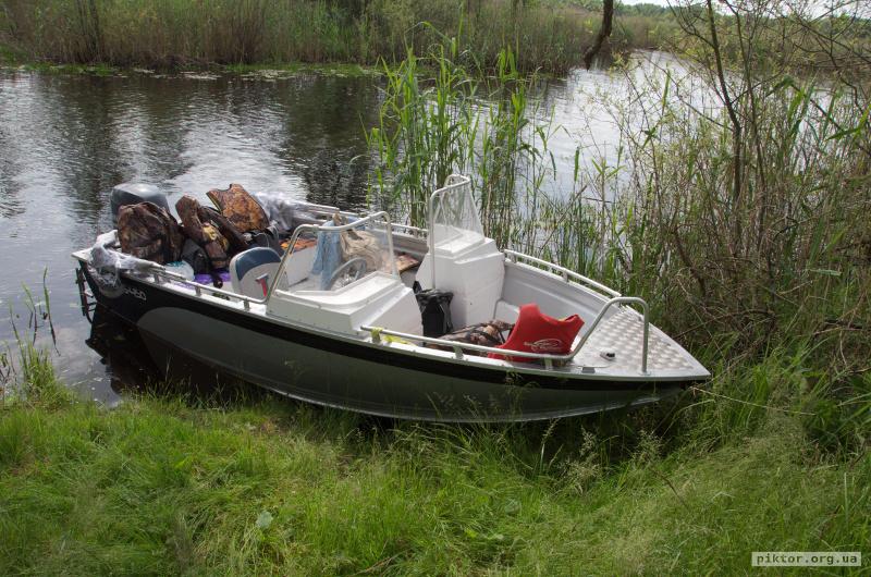 Сучасний човен