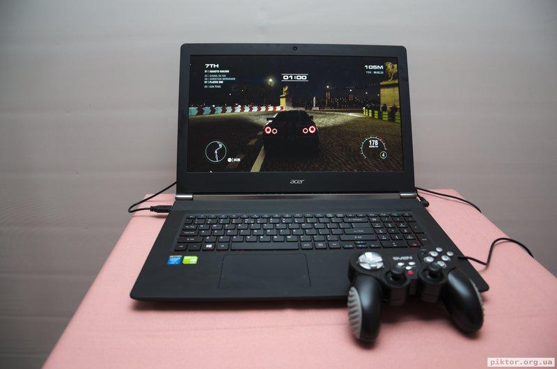 Ігри на ноутбуці