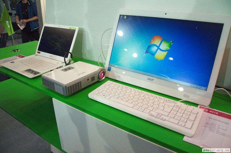 Експонати Acer