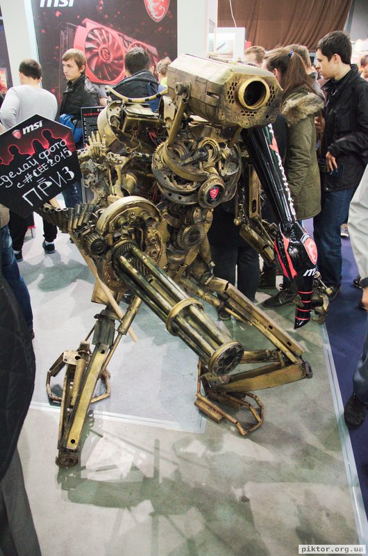 MSI робот
