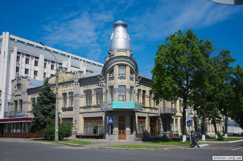 Будинок від Городецького