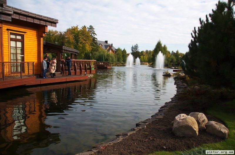 Сауна фонтани