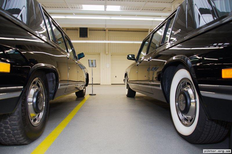 Класичні автомобілі