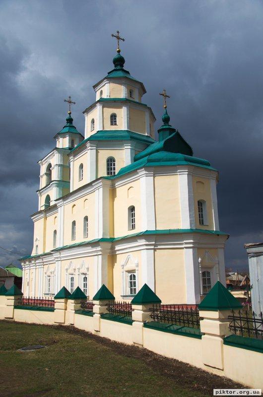 Церква Миколи Козацього