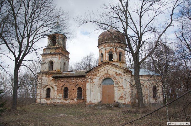 Закинута церква
