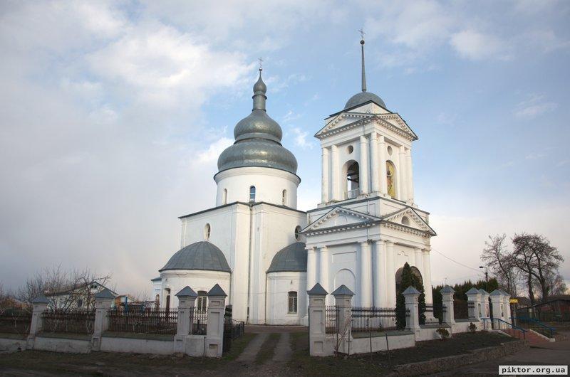 Покровська і Миколаївська церкви