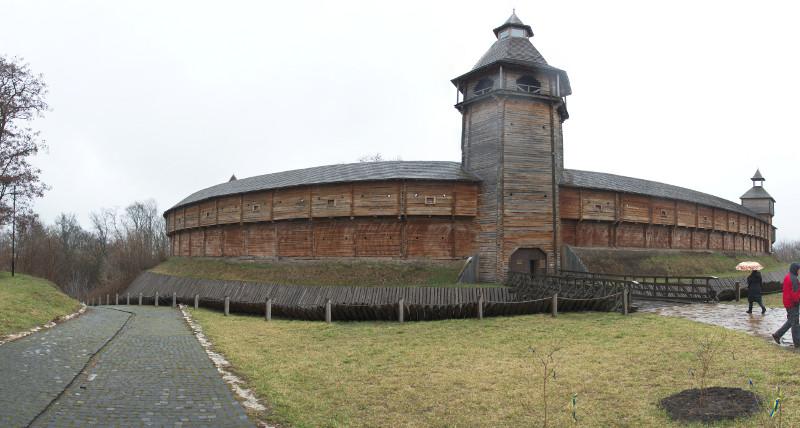 Цитадель в Батурині