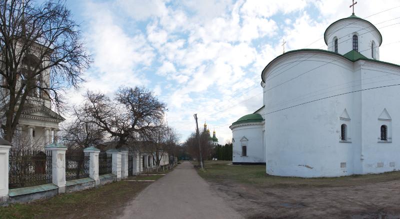Чотири церкви