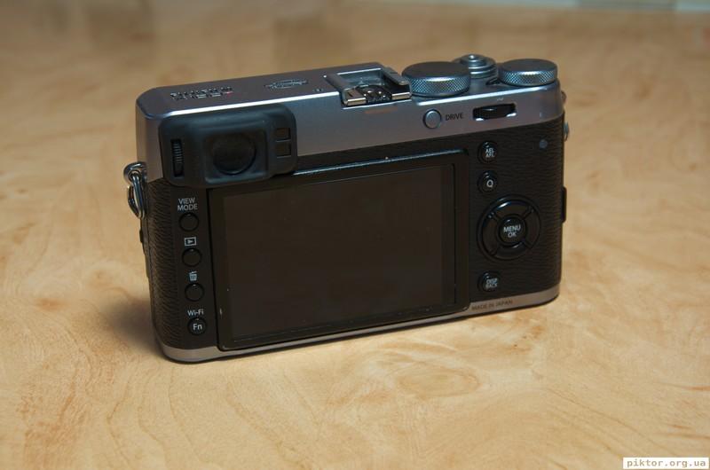 Fujifilm X100 T