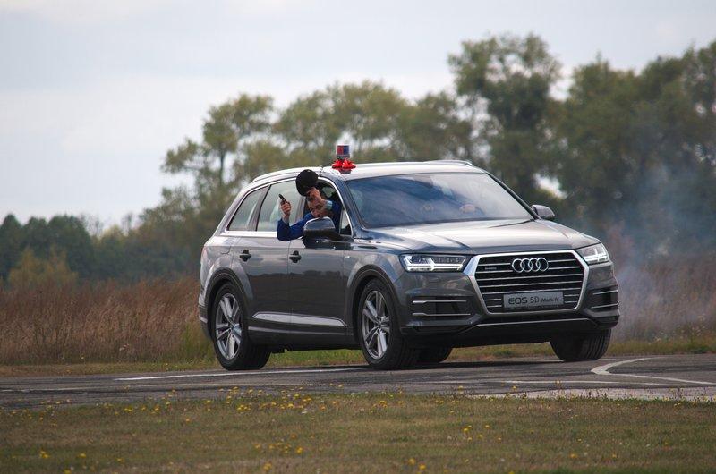 ФБР на Audi