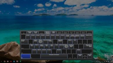 Підказки по клавішах