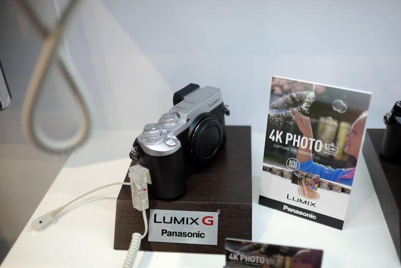 Lumix DMC GX8