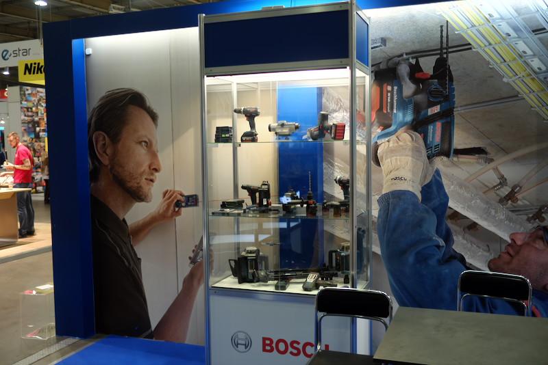 Стенд Bosch
