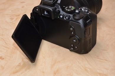 Екран D5500