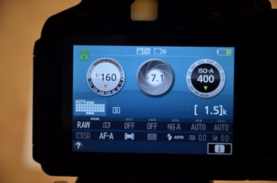 Графічний екран D5500