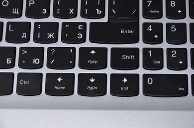 Клавіша Shift