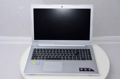 Вигляд ноутбука