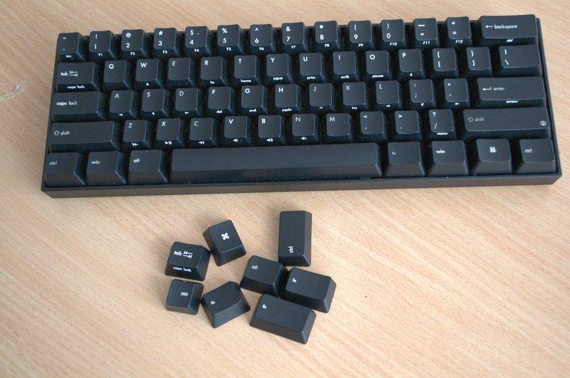 Додаткові клавіші