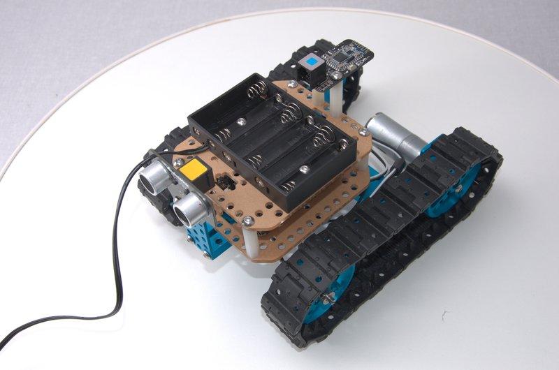 Зібраний робот