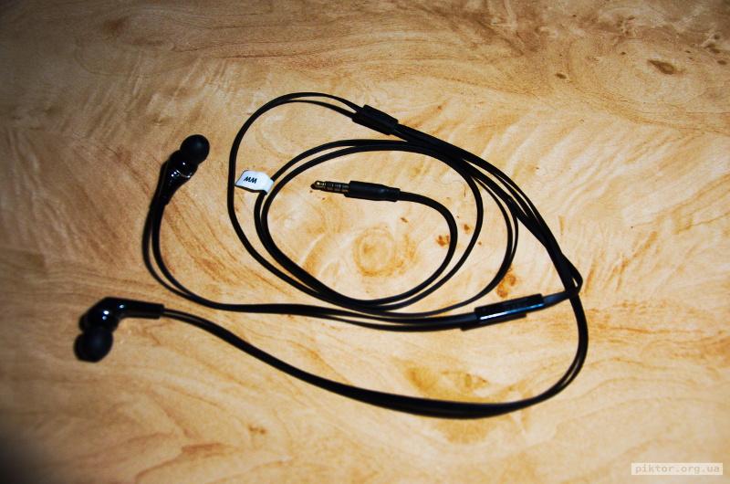 Навушники від Lenovo P780