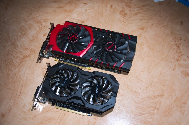 Radeon та GeForce